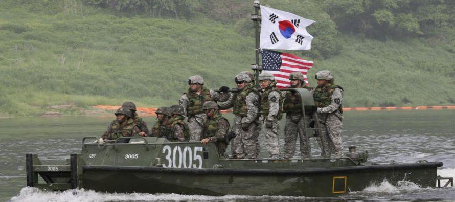 Se�l y Washington simulan un ataque a instalaciones nucleares norcoreanas