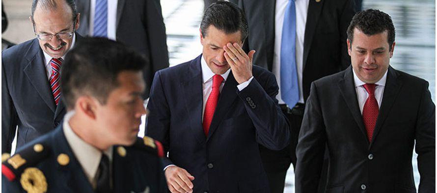 Humberto Castillejos Cervantes, il consigliere