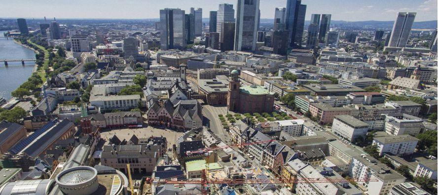 Para los grandes bancos, cambiar a Londres por Fr�ncfort no ser� f�cil