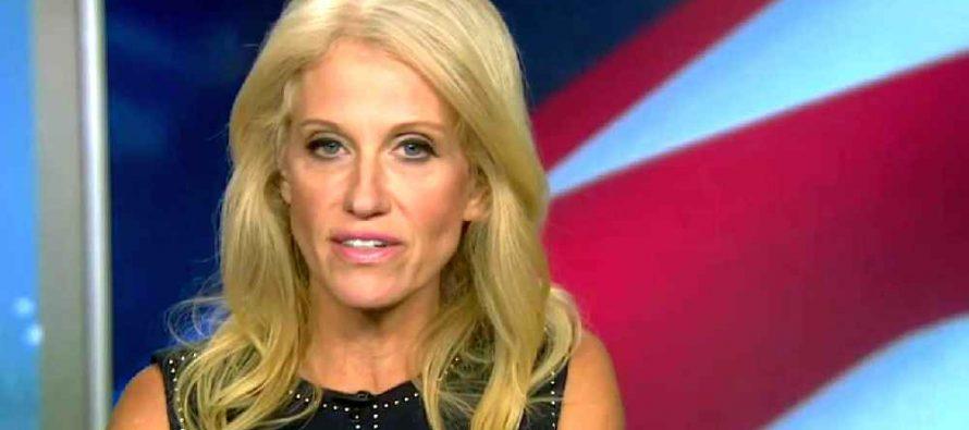La vida de Conway se trastocó en agosto, cuando se convirtió en la tercera jefa de campaña de Trump...