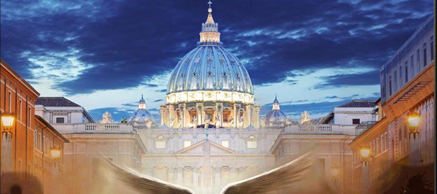 El mito de las dos iglesias Según este mito Iglesia Católica no es la Iglesia fundada por Jesús,...
