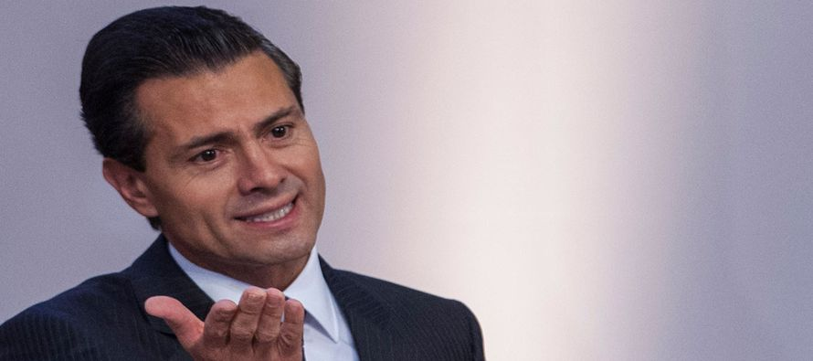 El presidente de México, Enrique Peña Nieto, afirmó hoy que la violencia contra las mujeres...