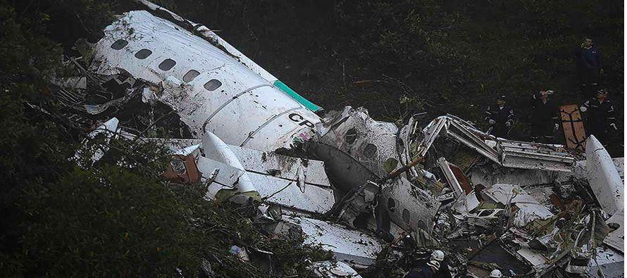 Sobreviviente de avión de Lamia dice nunca supieron que estaban en emergencia