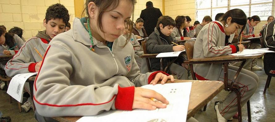 México se encuentra muy por debajo del promedio de la OCDE en ciencias, lectura y matemáticas, al...