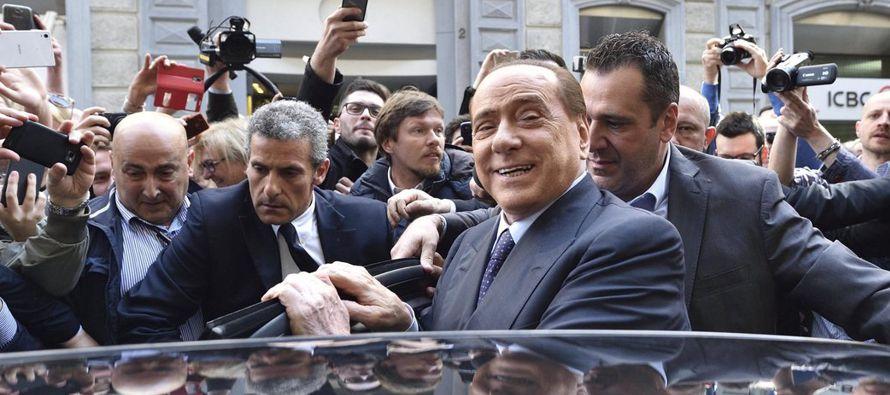 Lecciones de la era Berlusconi para lidiar con Trump