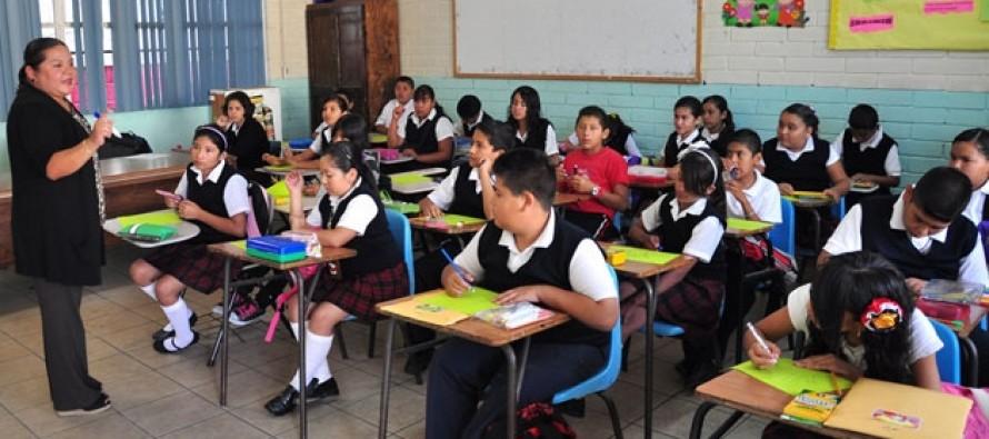 El secretario de Educación, Aurelio Nuño, ha querido insistir en ese punto al conocer los...