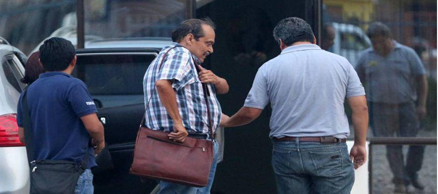 Detenido en Bolivia el director general de la aerolínea Lamia
