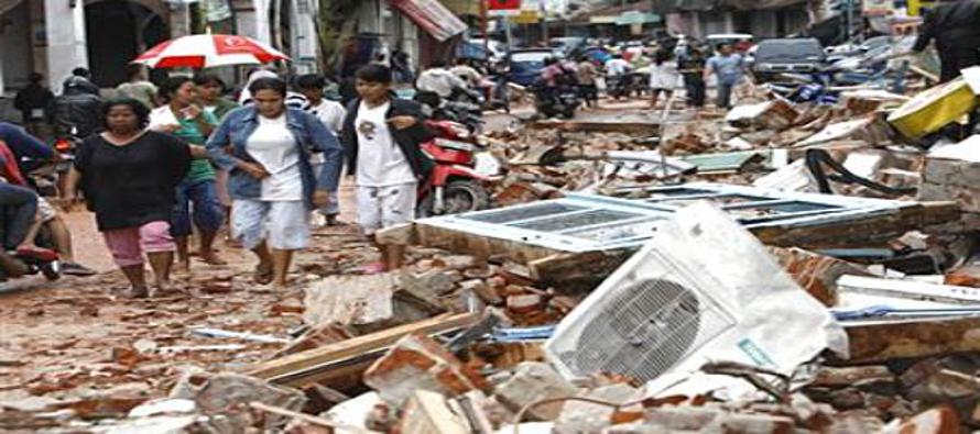 Al menos 97 personas han muerto y casi 300 han resultado heridas este miércoles tras un terremoto...