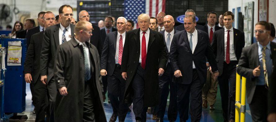 Aunque Trump esté intentando que el cargo público más importante de Estados Unidos sea ocupado por...