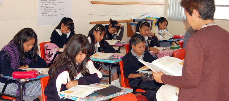 El jefe del directorio de Educación y Habilidades de la OCDE subrayó la necesidad de cambio en la...