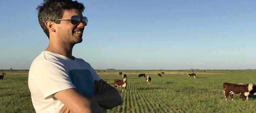 Los agricultores ya han vendido US$1,200 millones en contratos futuros de maíz y trigo para la...