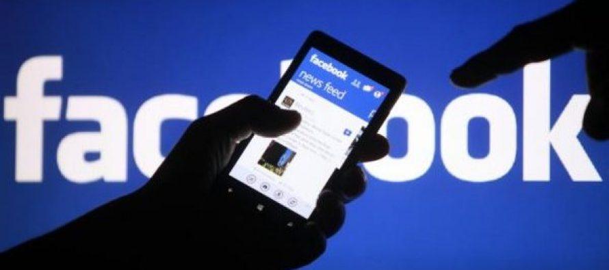 Antes de los comicios del 8 de noviembre, los usuarios de Facebook vieron noticias falsas de que el...