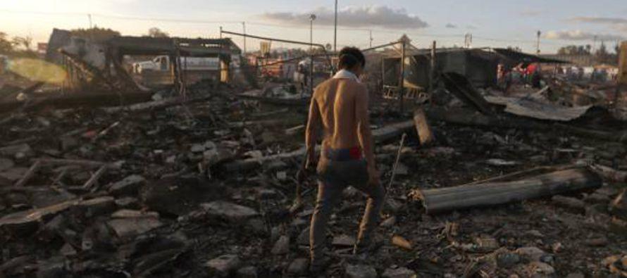 Pero la catástrofe de Tultepec no puede ser pura rutina, otra desgracia más que se abate sobre la...