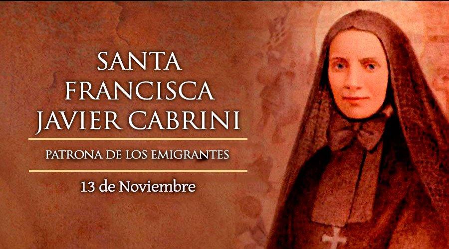 Huérfana de padre y de madre, Francisca hubiera querido encerrarse en un convento, pero no fue...