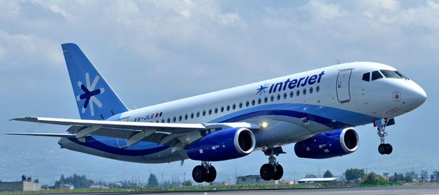 """""""La DGAC, de manera coordinada con la aerolínea Interjet, ha venido supervisando las acciones..."""