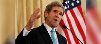 """""""La Administración Obama siempre ha defendido a Israel"""", aseguró Kerry, que recordó que..."""