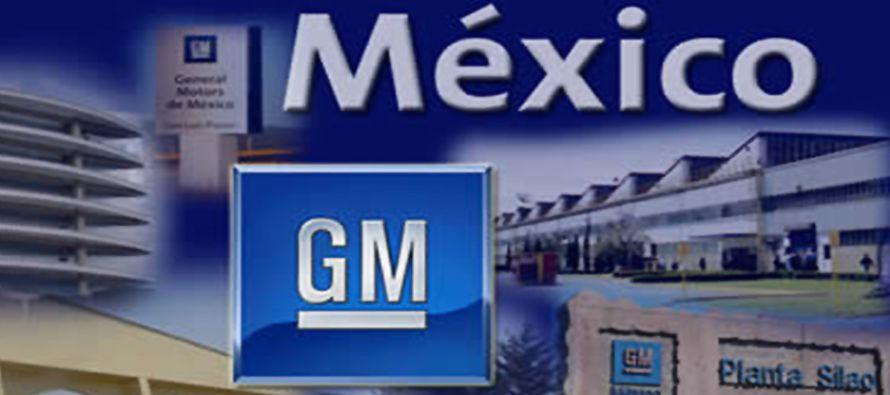 """Trump dijo hoy en un tuit que """"General Motors está enviando el modelo Chevy Cruze hecho en..."""