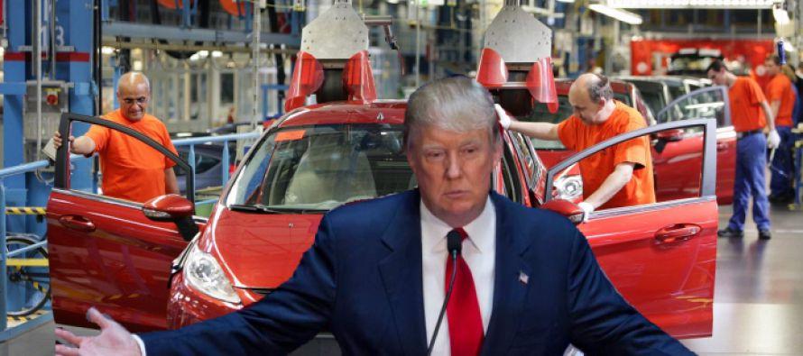 """""""La decisión de Ford confirma el riesgo de una caída de la inversión extranjera directa en México a..."""
