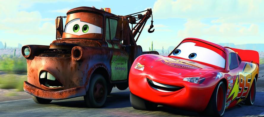 Disney y Pixar demandaron a las firmas chinas diciendo que los personajes, títulos y carteles de la...