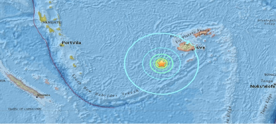 La conocida como Cuenca Norte de Lau, situada entre Fiyi, Samoa y Tonga, en el Pacífico Sur, cuenta...