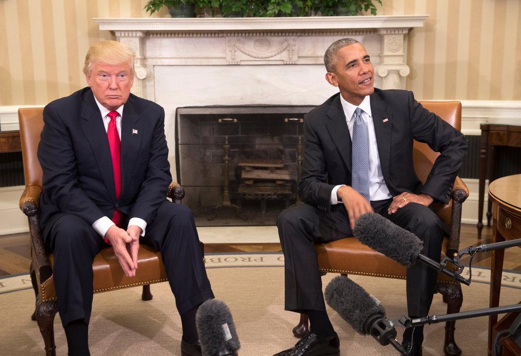 Menos de tres semanas antes de que el gobierno de Obama pase a la historia y se inicie una nueva...