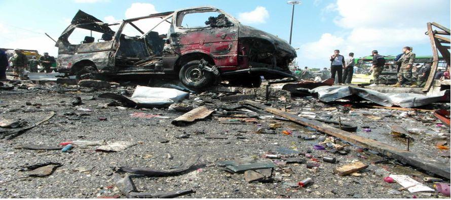 El pasado mayo, Yabla fue sacudida por cuatro explosiones que causaron la muerte de 45 personas,...