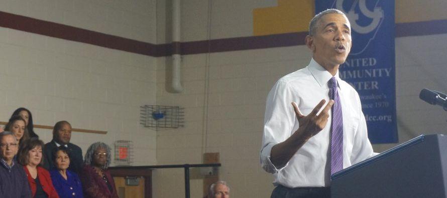 En declaraciones a medios locales de Chicago, el presidente calificó la agresión mostrada en un...
