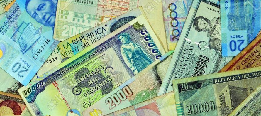 El sondeo sugirió que todas las principales monedas latinoamericanas probablemente se debilitarán...