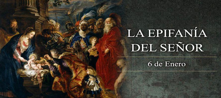 En la Iglesia romana, la celebración litúrgica de la Epifanía gira hoy día en torno a la...