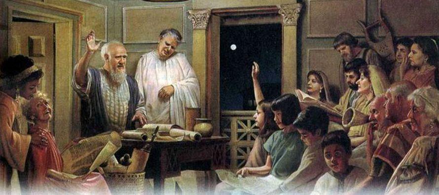 Sabemos que por aquella época el culto a las divinidades del Olimpo era cada vez más laxo y...