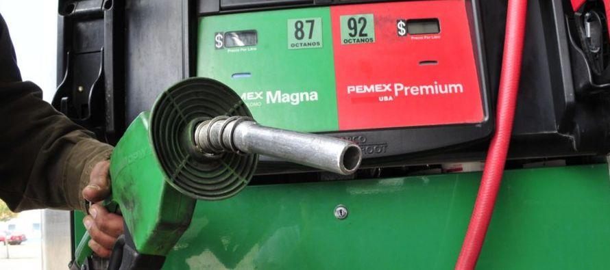 La Iglesia mexicana reconoció que la subida de precios de los combustible, que se suma a un alza en...