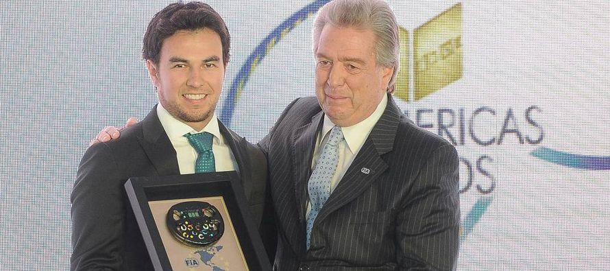 A la ceremonia, que estuvo presidida por el presidente de la FIA, el francés Jean Todt, asistieron...