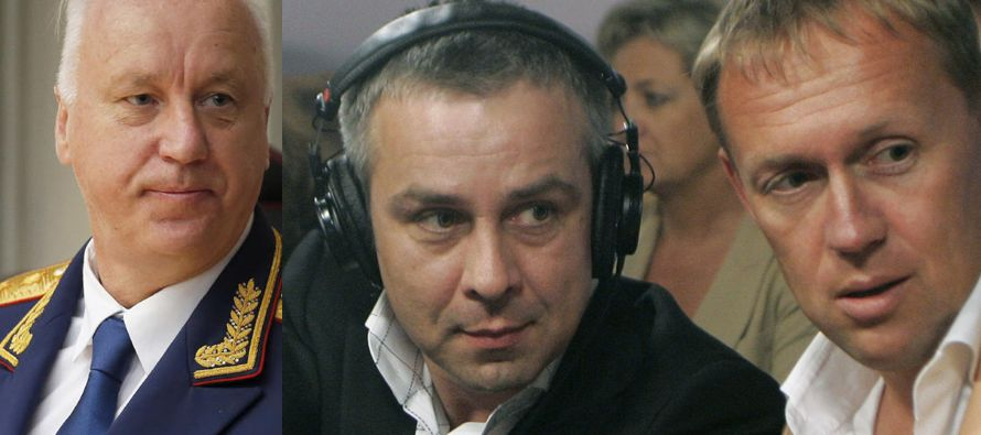 Junto al fiscal ruso, Washington también ha sancionado a dos agentes secretos, Dmitri Kovtun y...