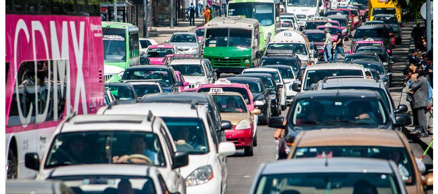 La pérdida de calidad de vida, la caída en la productividad y los altos niveles de contaminación...