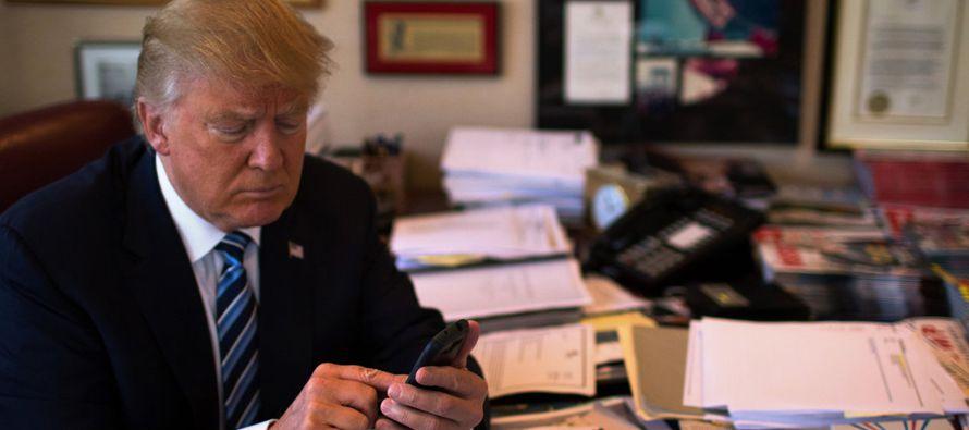 La Administración de Trump, aislacionista en defensa y muy agresiva y proteccionista en comercio,...