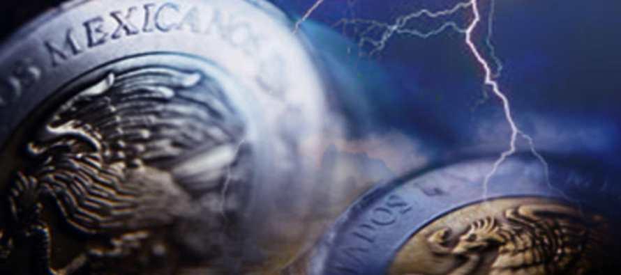 De acuerdo con el Banco de México, el tipo de cambio cerró a la venta en 21,90 pesos en el mercado...
