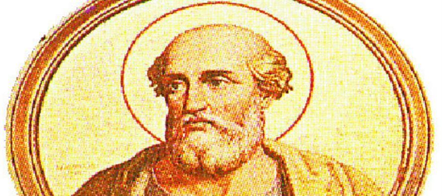 """Según el """"Liber Pontificalis*"""", Higinio era griego de nacimiento. La ulterior declaración de que él..."""