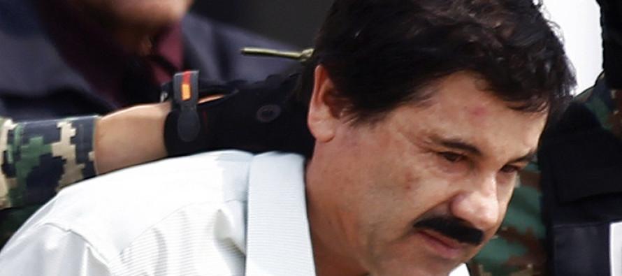 """EU agradece al Gobierno de México la extradición del """"Chapo"""" Guzmán"""
