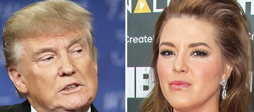 Alicia Machado dice que no está derrotada ante la asunción de Trump