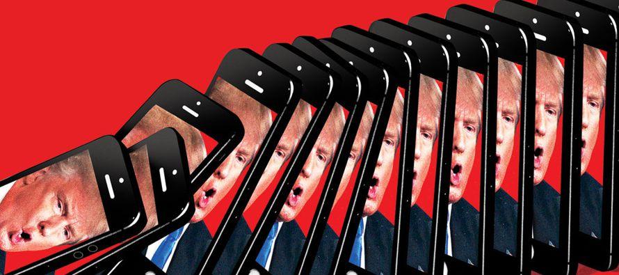 Farhad Manjoo, The New York TimesLa presidencia de Donald Trump ha sido notable por su velocidad....