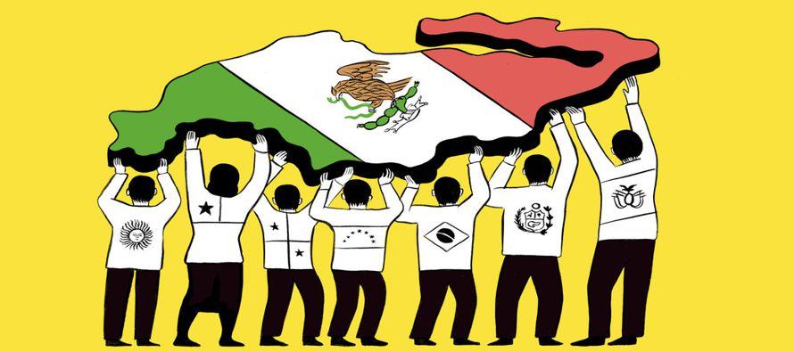 La falta de acción común de los países latinoamericanos suena sospechosa. Parece como si cada país...