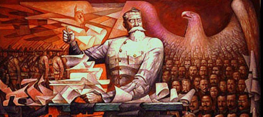 La Constitución de México fue pionera en reconocer los derechos sociales, y según Carbonell...