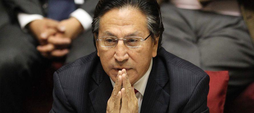 Se da la circunstancia de que el actual presidente del Perú, Pedro Pablo Kuczynski, era el ministro...