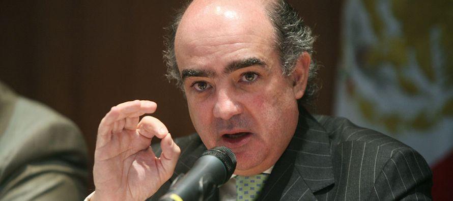 En una conferencia en la Cámara Española de Comercio en México, Téllez recordó que la relación...