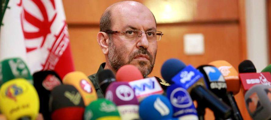"""Dehqan aseguró que esa información es falsa y tiene el objetivo de """"crear enemigos, hacer..."""