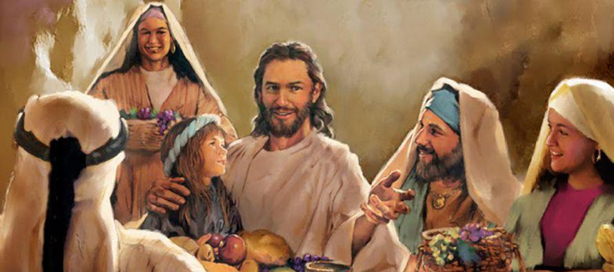 Por los Evangelios sabemos que Jesús dio a esta amistad de Dios un rostro de carne viniendo a ser...