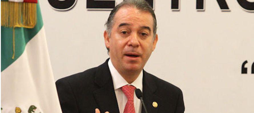La Procuraduría General de la República (PGR, fiscalía) indicó hoy en un comunicado que Cervantes...