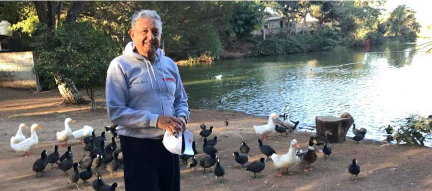 López Obrador suaviza su imagen de cara a 2018 propulsado por el efecto Trump