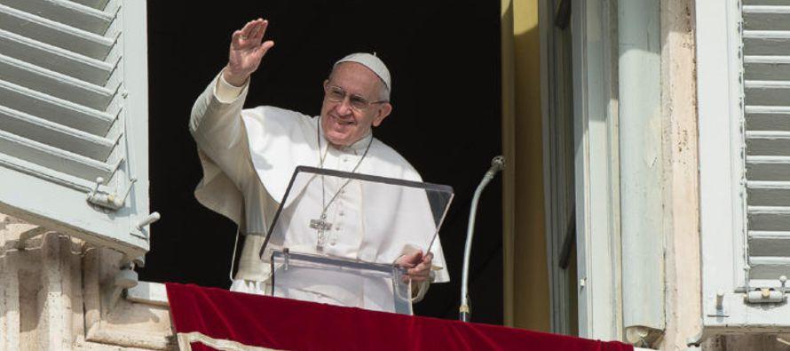 Nuevo llamamiento del Papa contra el terrorismo, la violencia y el uso de niños soldados