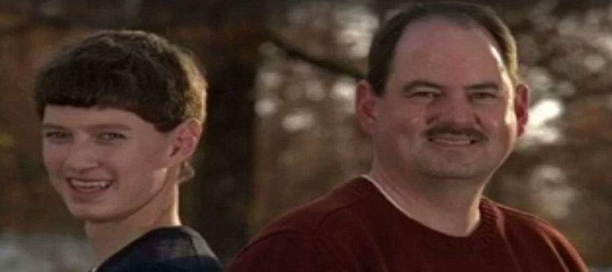 Uno se iba a trabajar y el otro regresaba de fiesta. La fatalidad quiso que  Jeffrey Brasher y...